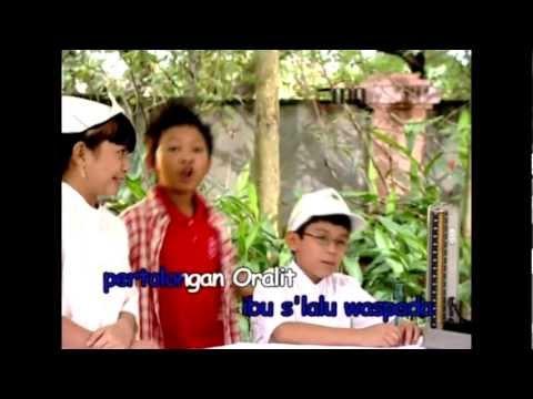Aku Anak Sehat - Kelvin (Official Video)