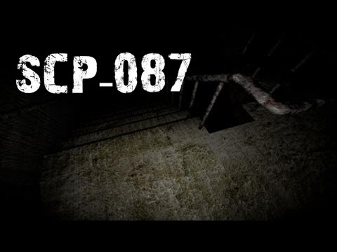 SCP-087 | Stairwell from Hell