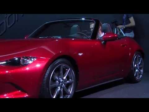 Autoperiskop.cz  – Výjimečný pohled na auta - Mazda – Autosalon Paříž 2014