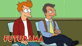 FUTURAMA | Seasaon 4, Episode 9: Support Group For The Cryogenically Frozen | SYFY - SYFY