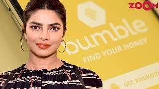 Priyanka Chopra talks about her association with an App - ZOOMDEKHO