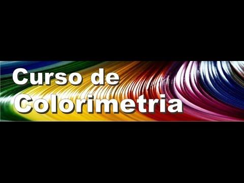Curso de Colorimetria - revelando os segredos - vídeo aula I