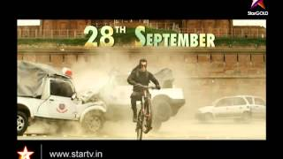 Get a Kick on 28th Sept, 8 PM on STAR Gold - STARGOLD
