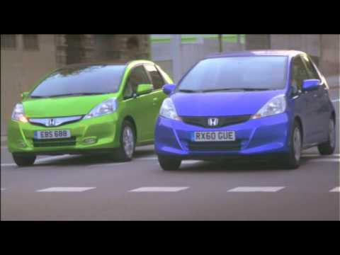Honda Jazz - TV Advert  (2012)