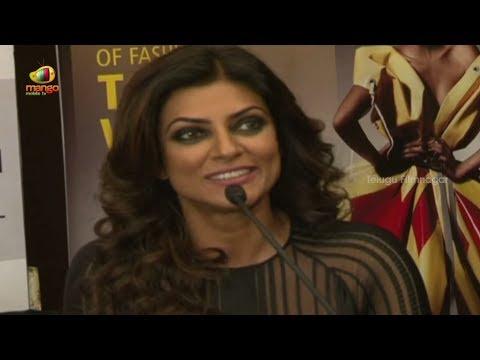 Sushmita Sen Stunning Ramp Walk @ Lakme Fashion Week 2014 - Bollywood News