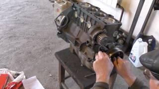 Часть2. Двигатель 16 V на ВАЗ 2101 + ништяки на Классике