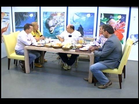 TV Costa Norte - Café com Celso Russomanno e Jorge Wilson