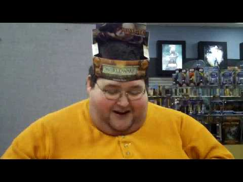 Try Not To Laugh At This Fat Guy!