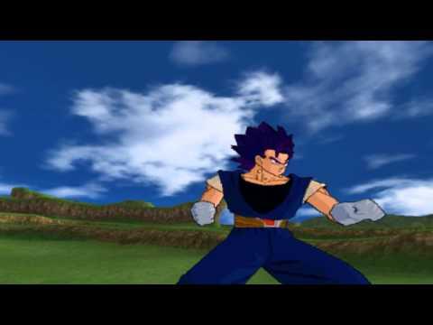 Vegetrunks V2 Dragon Ball Z Budokai Tenkaichi 3 [Wii]