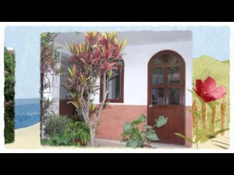 Hostal Las Palmeras Inn en Trujillo, Perú