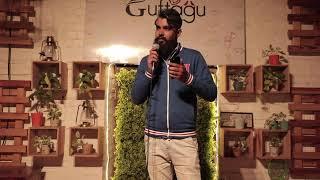 कोई भगवान कहता है, किसी ने अल्हा लिखा- Abhinav Pratap: Guftagu Cafe - ITVNEWSINDIA