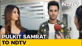 Khans Do One Or Two Film's A Year, There Is Space For Us: Pulkit Samrat - NDTV