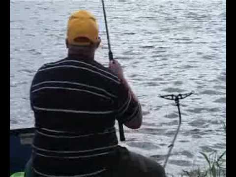 рыбалка на шарики видео