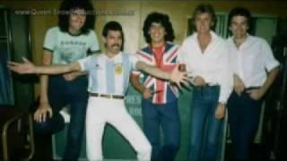 El día que Maradona conoció a Freddie Mercury