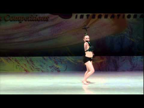 Kendra Lippert - (Solo) - Freak - 2014