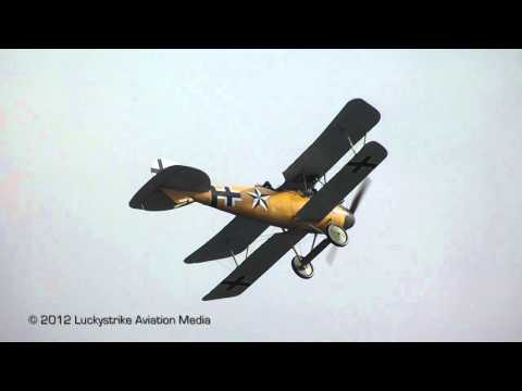 TVAL Albatros D Va & Royal Aircraft Factory RE8
