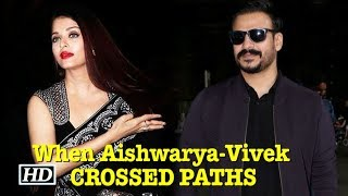 When Ex-lovers Aishwarya Rai & Vivek Oberoi CROSSED PATHS - BOLLYWOODCOUNTRY
