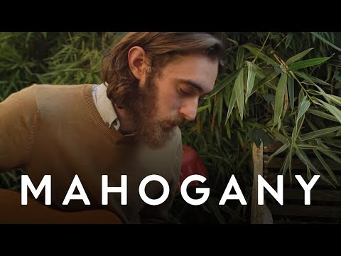 Keaton Henson You Don t Know How Lucky You Are Acoustic Mahogany Session