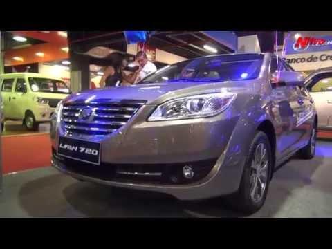 Lifan presenta en el Perú cuatro nuevos modelos