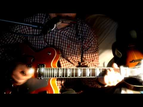 I Need You The Kinks Cover w/ Gretsch 5422 TDC FSR AS Electromatic & Bluesharp