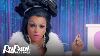 Aja aka Crystal Labeija Has the Perfect Snatch | RuPaul's Drag Race All Stars - VH1