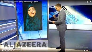 Web extra: Iran 'serious' about fighting climate change - UpFront - ALJAZEERAENGLISH