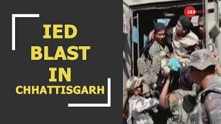 Breaking: Six injured in IED blast by Naxals in Chhattisgarh's Bijapur - ZEENEWS