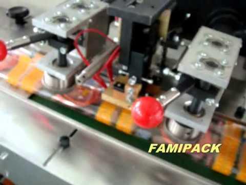 Maquina Empaquetadora Automatica     FlowPack
