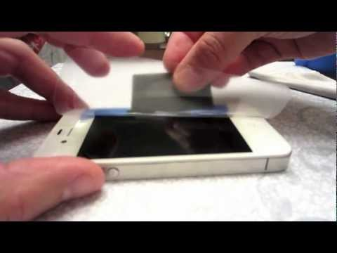 How To: Perfectly Install a Screen Protector - Hinge Method