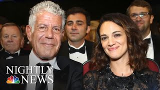Asia Argento Denies Sexual Assault, Says Anthony Bourdain Made Payment | NBC Nightly News - NBCNEWS