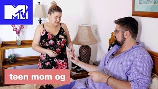 'Pregnancy Test' Official Sneak Peek | Teen Mom OG (Season 7) | MTV - MTV