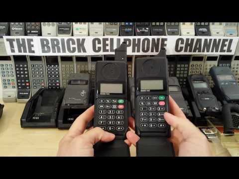 Motorola Microtac International 7500 Unboxing