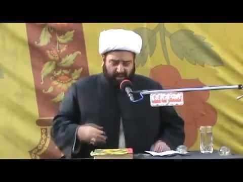 Alama Aagha Intezar Jafri at Talagang on 17th Rabi ul Awal Part 2