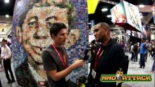 Line of Defense Interview with developer Derek Smart | Comic Con 2012