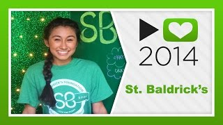Project for Awesome 2014 : St. Baldrick's Foundation