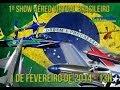 1º Show Aereo Virtual Brasileiro - Savibra 2014