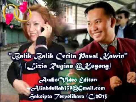 Download Lirik Balik-Balik Cerita Pasal Kawin – Lizia R. @Koyong