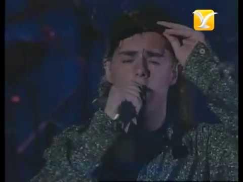 Paolo Meneguzzi, Aria Ario, Festival de Viña 1998