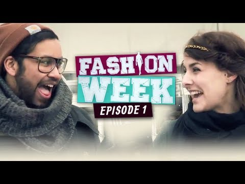 Mady et Kevin Razy  la Fashion Week - Ep. 1/2