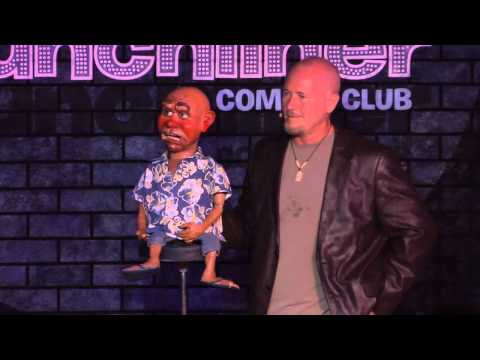 Freaky FUNNY VENTRILOQUIST !!!!