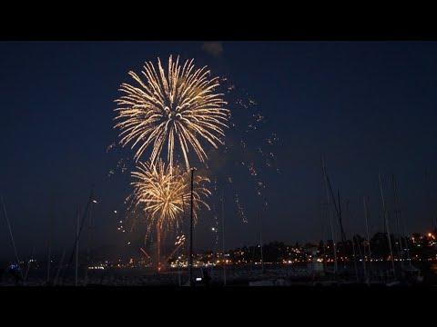¡FELIZ AÑO NUEVO 2019 DESDE VIÑA DEL MAR! NOS VEMOS EN FEBRERO EN EL FESTIVAL DE VIÑA #VIÑA2019