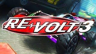 Re-Volt 3 - Обзор андроид игры