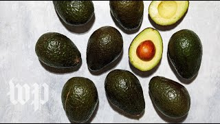 How to cut an avocado and keep your hands safe - WASHINGTONPOST