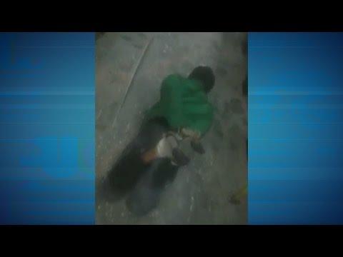 asaltaron un colectivo y uno de los ladrones fue reducido por los pasajeros