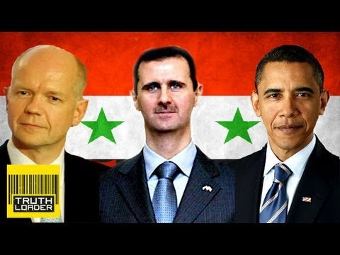 Syria chemical weapons: Will the West intervene? - Truthloader