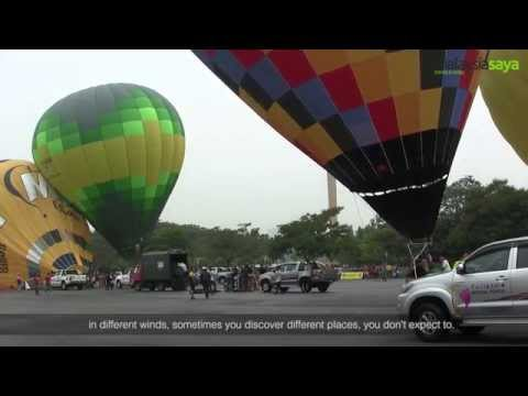 6th Putrajaya International Hot Air Balloon Festival - Facts about Hot Air Balloons