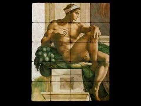 Микеланджело. Творчество великого мастера