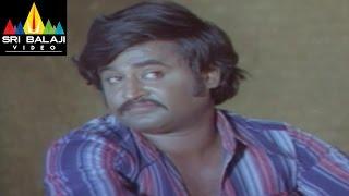 Tiger Movie Rajinikanth Action Scene   Sri Balaji Video - SRIBALAJIMOVIES