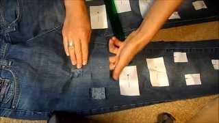 магазины джинсовая