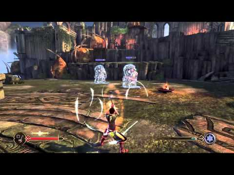 Sorcery PS3 gameplay trailer with PS Move